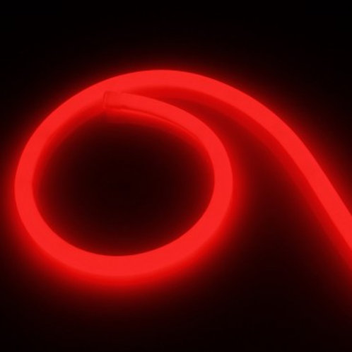 Néon LED rond 360°, flexible, 5m, 45W