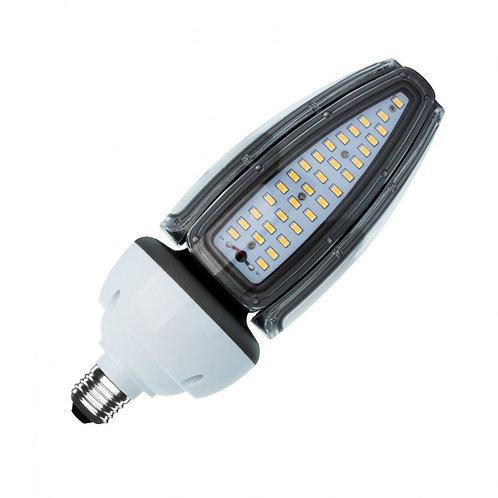 Ampoule LED E27 pour éclairage public Corn, 40W