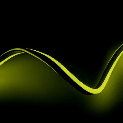 Gaine néon LED, flexible, 4m, 32W