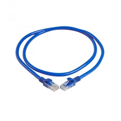 Câble UTP catégorie 6, en cuivre / aluminium avec feuille CCA, 1m