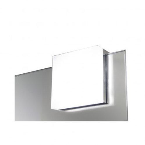 Applique LED carrée pour miroir, 5W