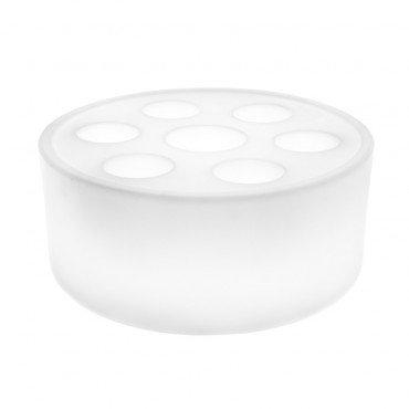 Plateau aquatique lumineux LED RGBW rechargeable