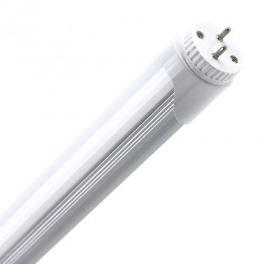 Tube LED T8, connexion latérale, long. 600mm, 9W