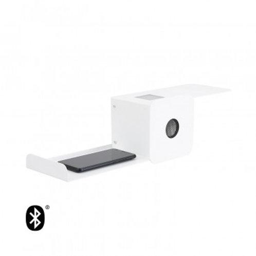 Applique LED, 10W, avec haut-parleur bluetooth et reproducteur USB
