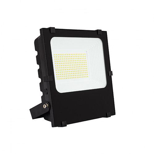 Projecteur LED extérieur cadre noir, 100W, UGR22