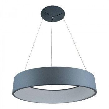 Lampe suspendue grise, 36W