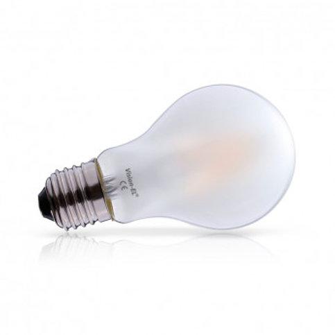 Ampoule LED COB E27, bulbe filament, 12W