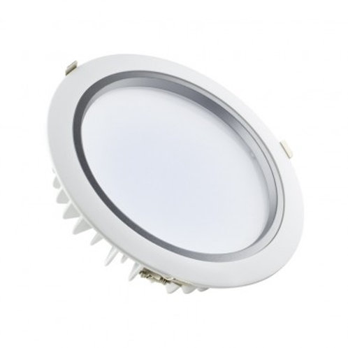 Downlight LED Samsung cadre blanc, 40W