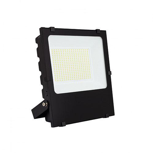 Projecteur LED Philips extérieur, cadre noir, 150W, IP65