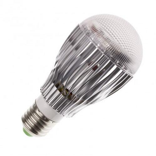 Ampoule LED E27, 5W, RGB