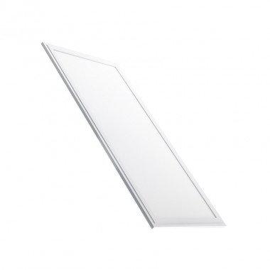 Dalle LED, cadre blanc, 32W, UGR19
