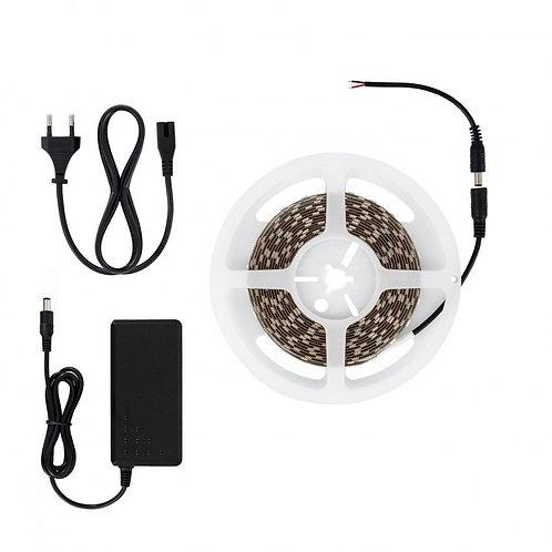 Ruban LED SMD5050, 70W, 12V DC, IP20