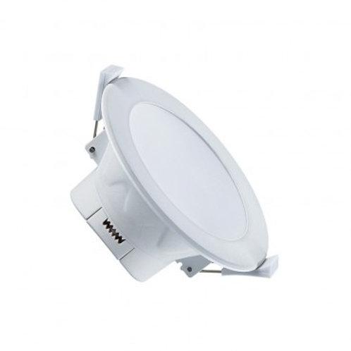Spot LED rond spécial salle de bain, étanche, 10W