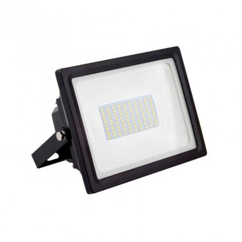 Projecteur LED Philips SMD extérieur cadre noir, 30W
