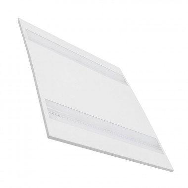 Dalle LED Optic, cadre blanc, 30W, UGR13