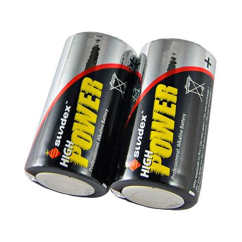 Pack de 2 piles 1,5V LR14