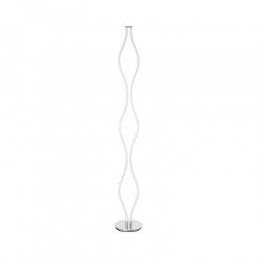 Lampe sur pied en aluminium, 37W, 3000°K/3500°K