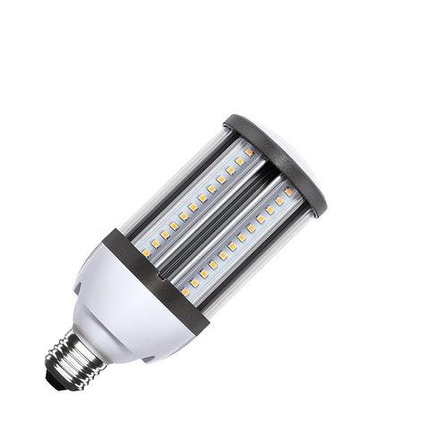 Ampoule LED SMD E27 pour éclairage public Corn, 18W