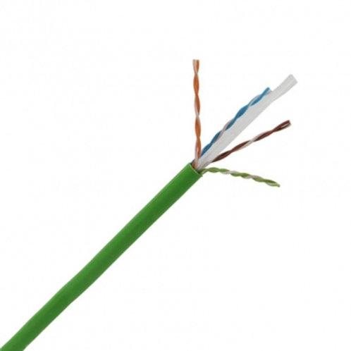 Câble SFTP catégorie 6 sans halogène, en cuivre avec feuille CCA