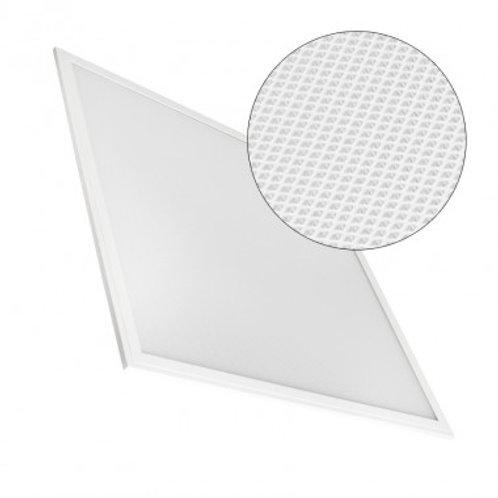 Dalle LED SMD carrée cadre blanc, UGR17, 40W