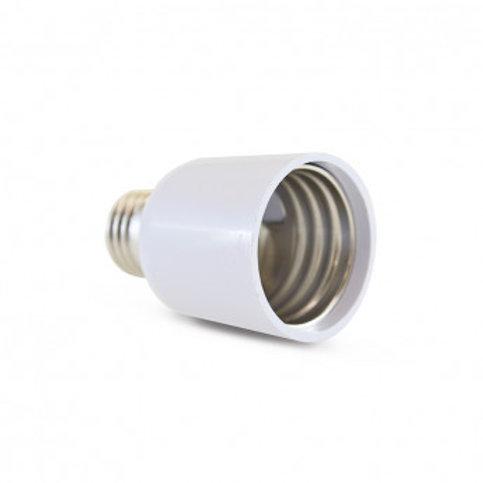 Adaptateur de culot E27 pour ampoule E40