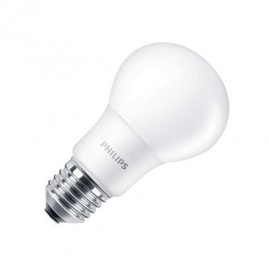 Ampoule LED E27 Philips Corepro, bulbe, 10W