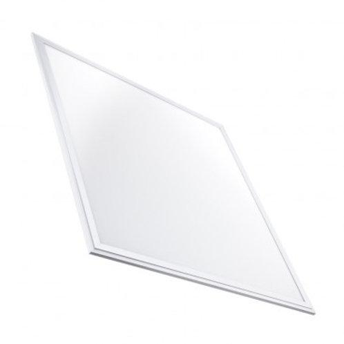 Dalle LED SMD carrée cadre blanc, UGR19, 40W