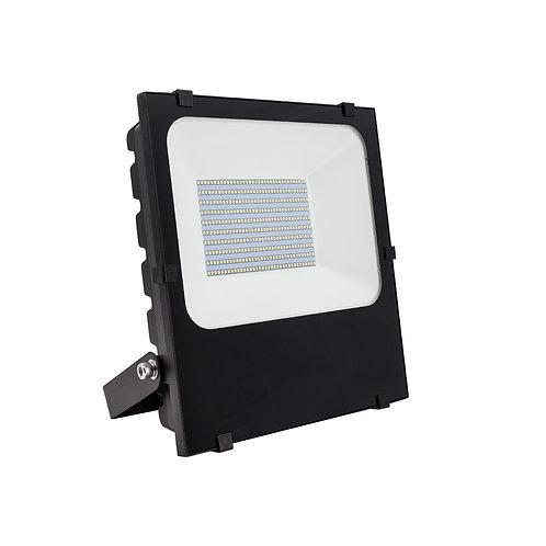 Projecteur LED Philips SMD extérieur cadre noir, 50W