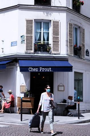 Chez Prout - Julia Guérin