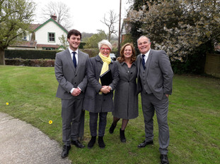 Holly's Funerals Team