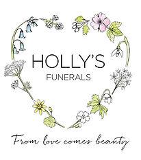 Hollys Funerals logo final (sml) strapli