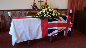 Holly's Funerals, Welsh funeral