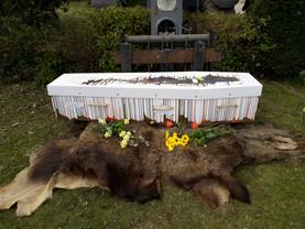 Holly's Funerals,Outdoor funeral service #unusualfunerals