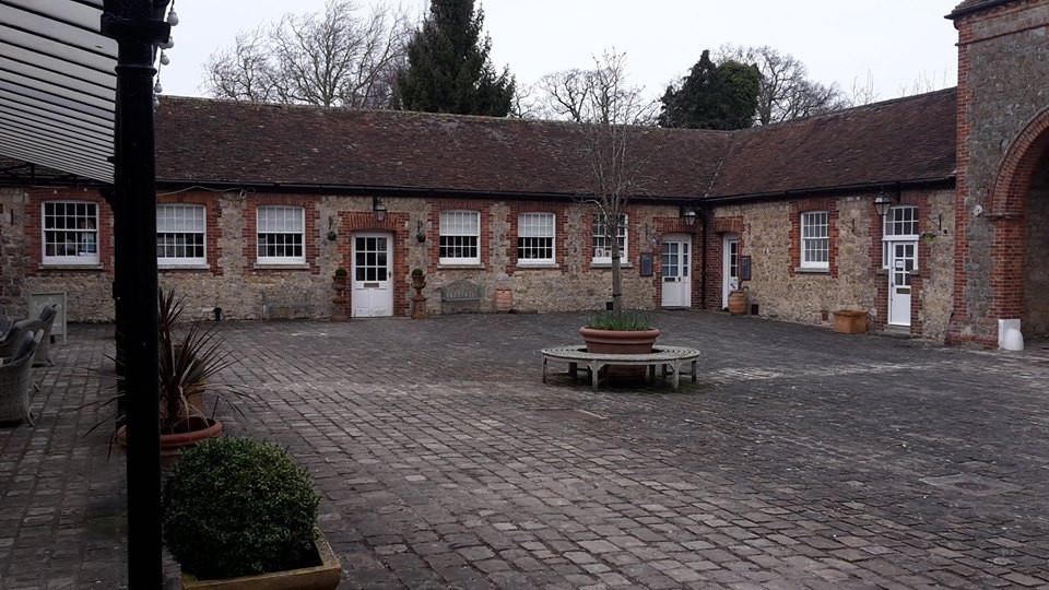 Holly's Funerals, Secret Garden in Ashford
