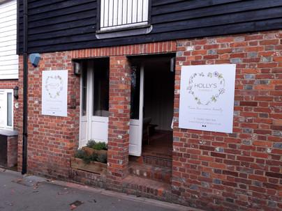 Holly's Funerals Tenterden office
