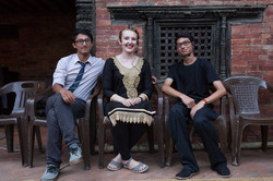 Stage Managing in Nepal