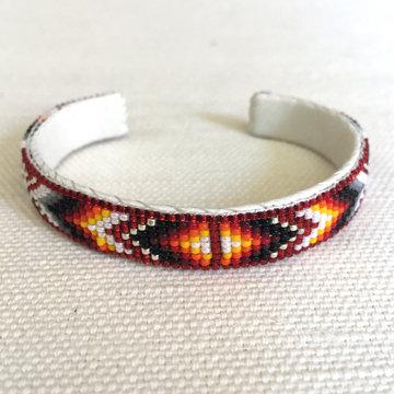 Seed Bead Bracelet - Adult narrow