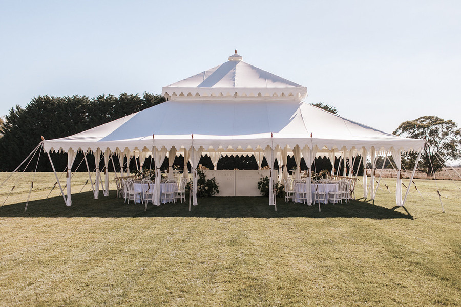 Royal Tent; External