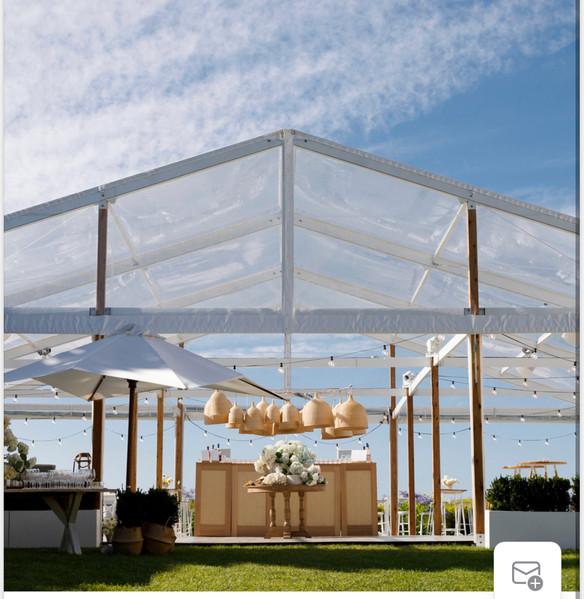 Premium Timber Structure; External