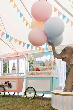 Themed Marquee Tent
