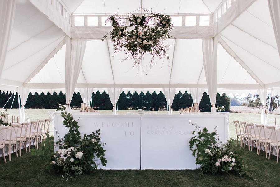 Royal Tent; Internal