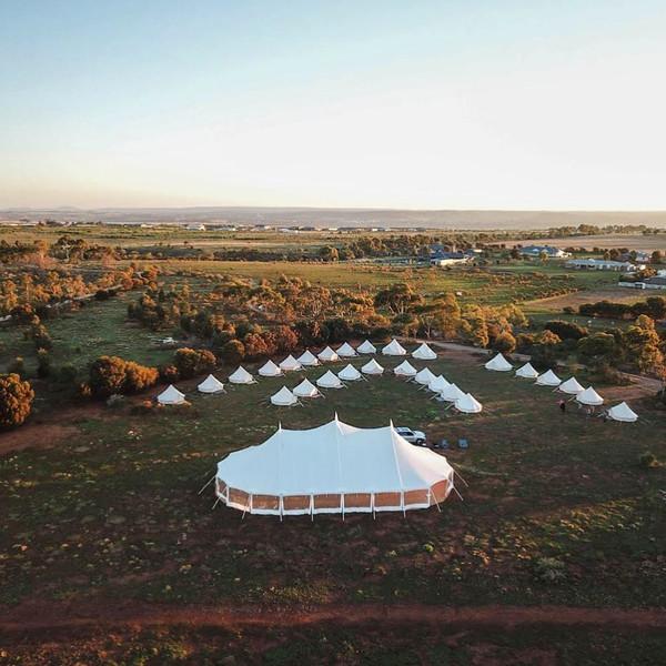 Three Post Hamptons Tent