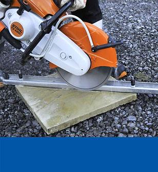slab cutting guide