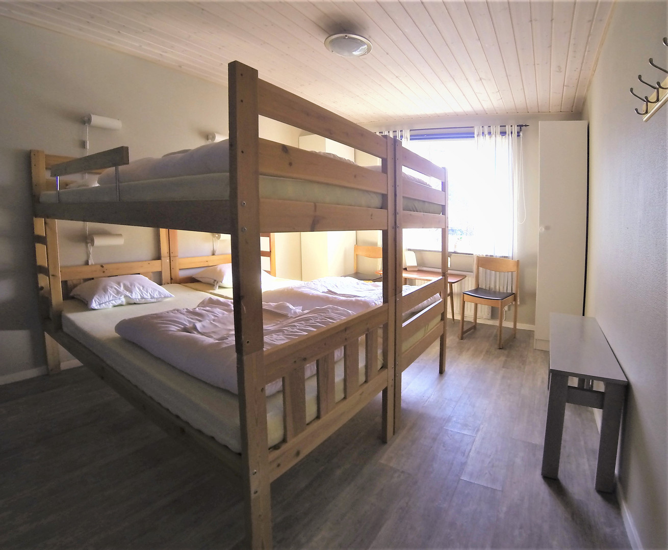 The four-bed rooms in Lejonkulan