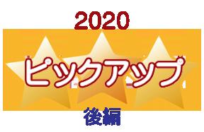 パソプラ2020★今年のピックアップ<後編>