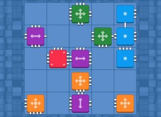 シンプルなパズルゲームアプリ「コネクトミー」