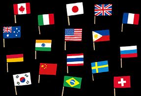 ゲーム感覚で国旗を覚えられるアプリ