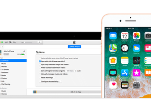 iPhone(iPad)をパソコンにバックアップ
