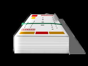 年賀状の当選番号と整理はスキャナーが便利