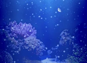 癒しのクラゲ育成ゲームアプリ